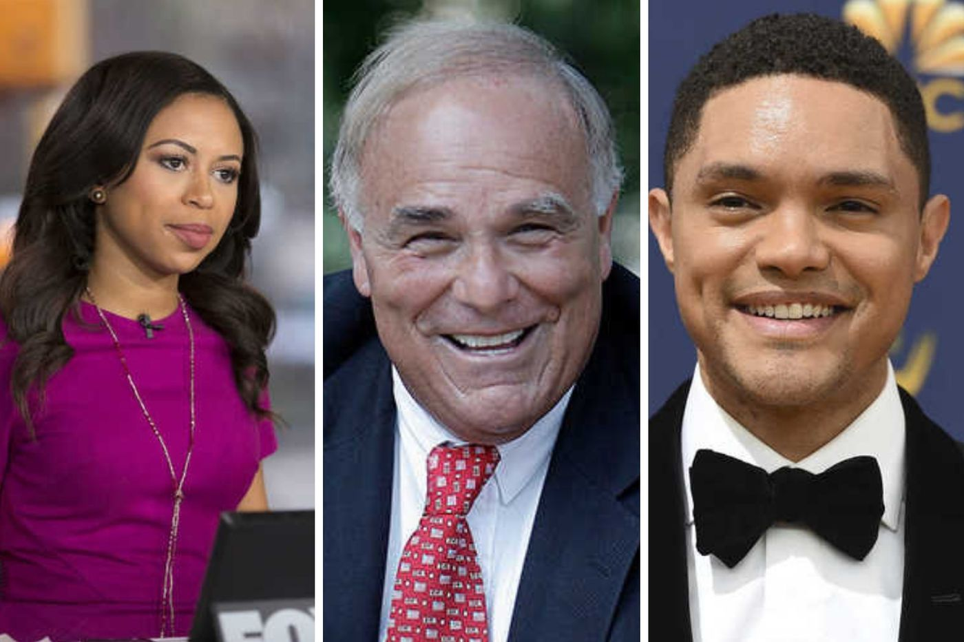 Ed Rendell, Alex Holley, Gritty? Pa. governor debate needed a better moderator than Alex Trebek   Opinion