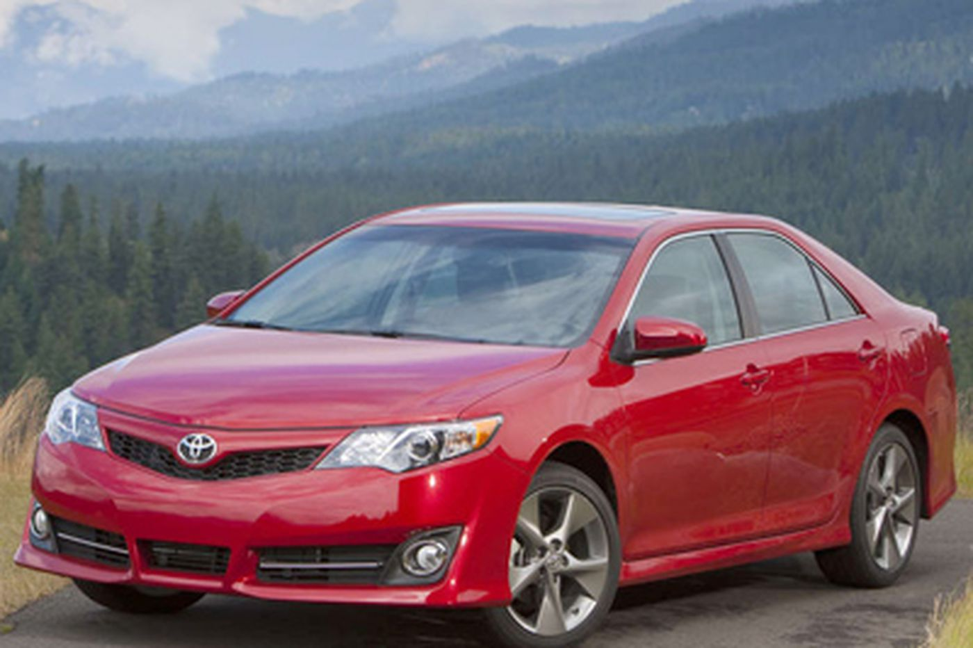 '12 Toyota Camry: Nimble, and more