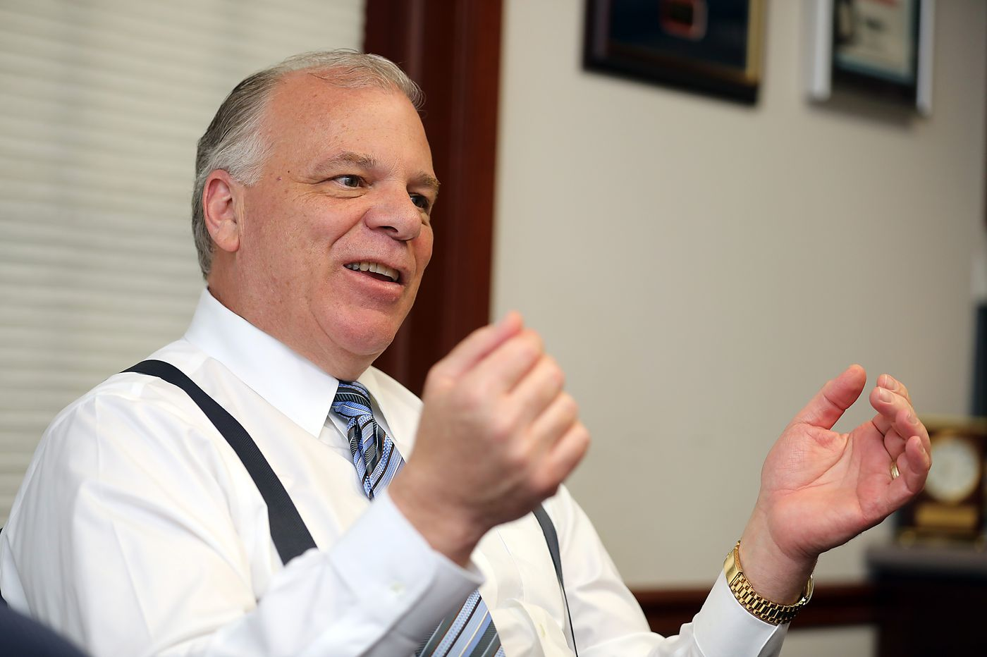 In Murphy vs. Sweeney, New Jersey needs to come out on top | Kevin Riordan