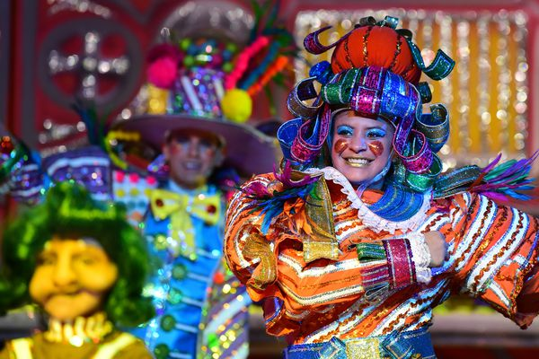 Mummers Parade results 2019