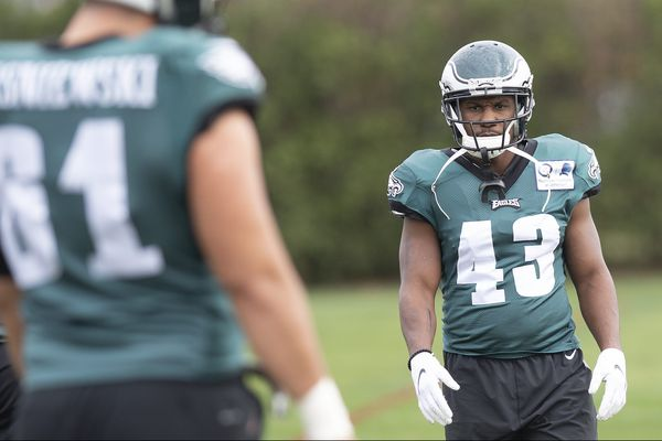 Marked by Darren Sproles' return, Eagles roster is healthier post-bye week just in time for Cowboys