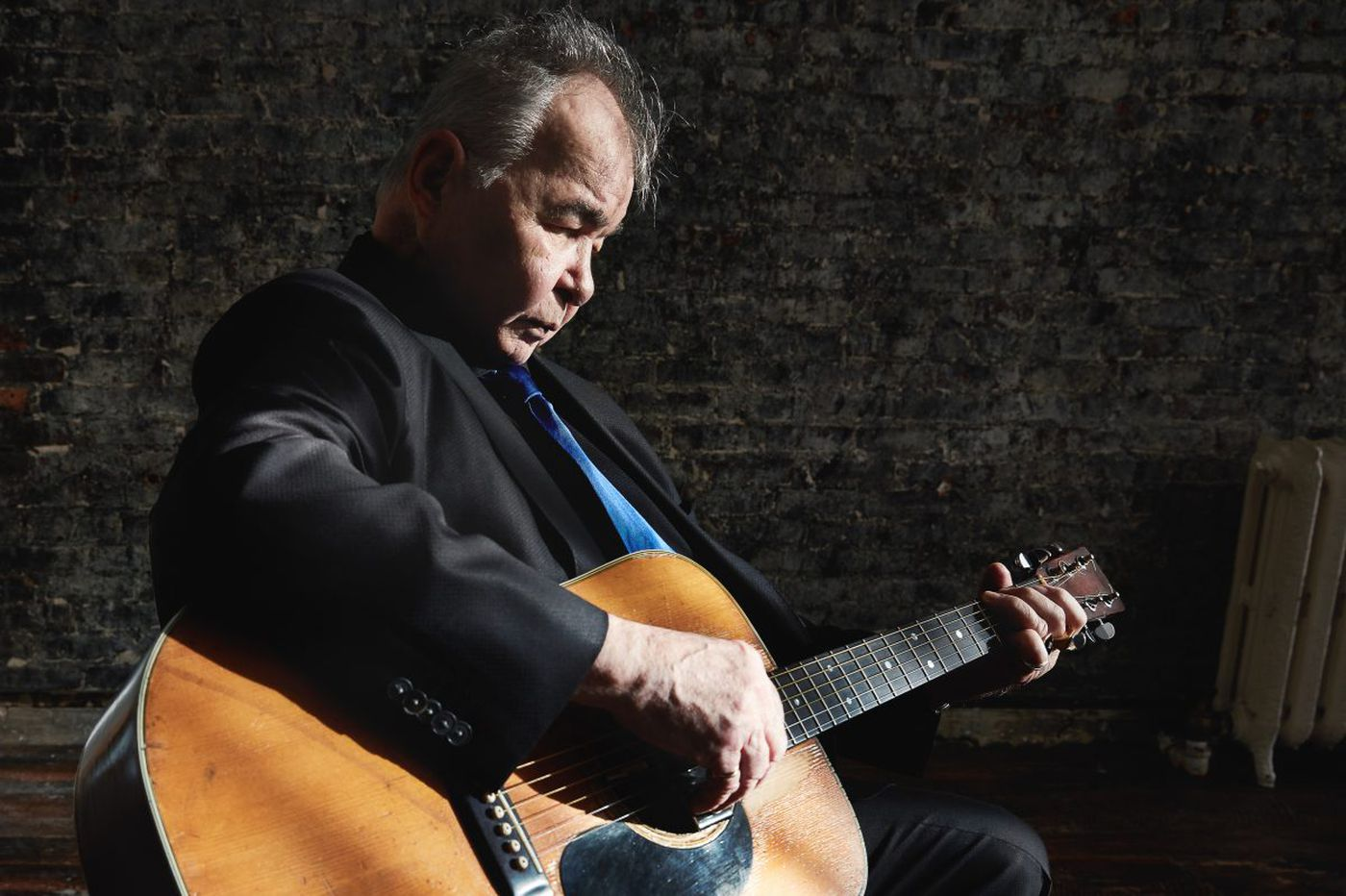 John Prine shines (and sings with Kurt Vile) in a fabulous show at the Merriam