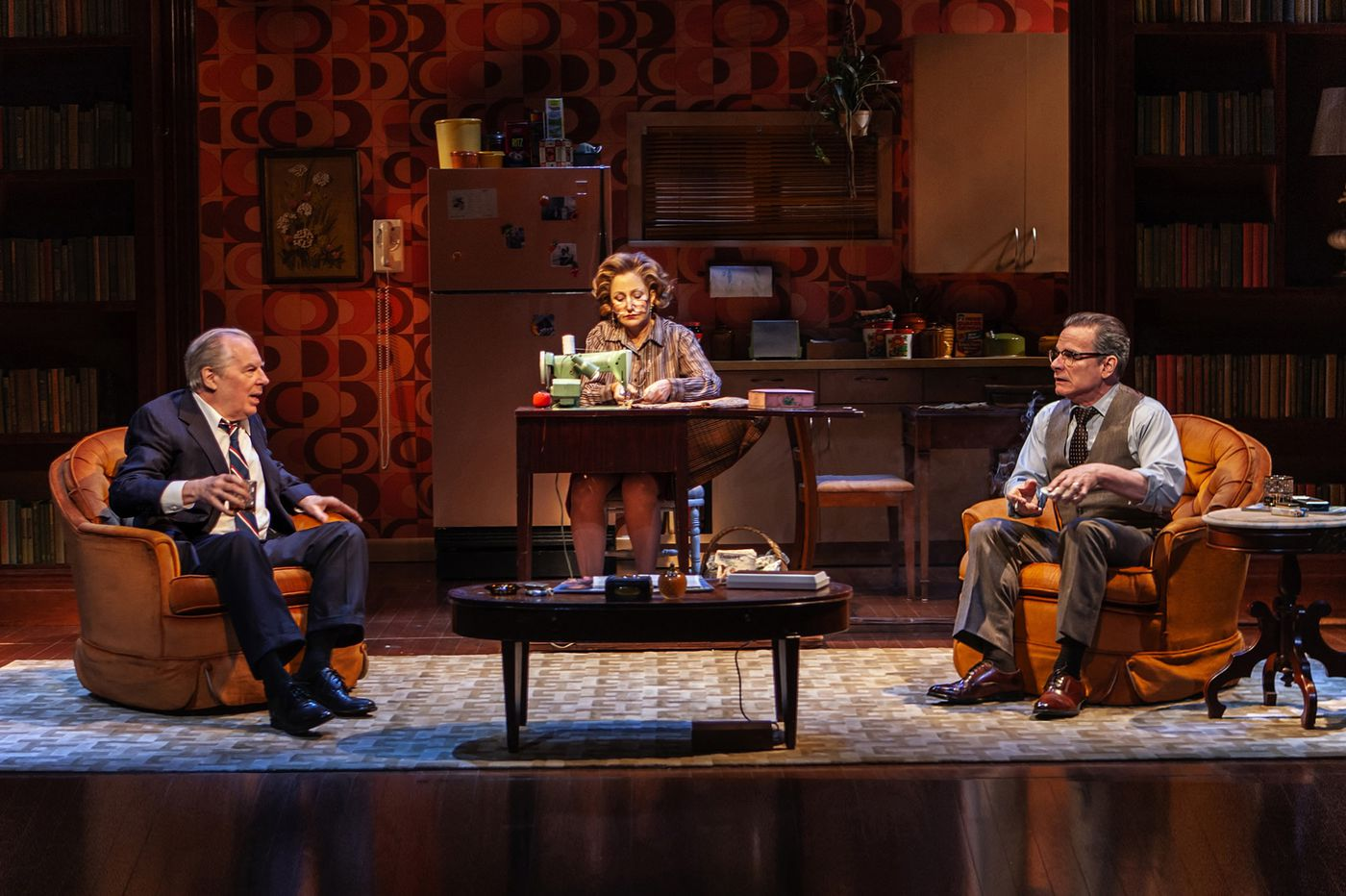 'The True' at Pershing Square Signature Theatre: Muddled history, fine acting