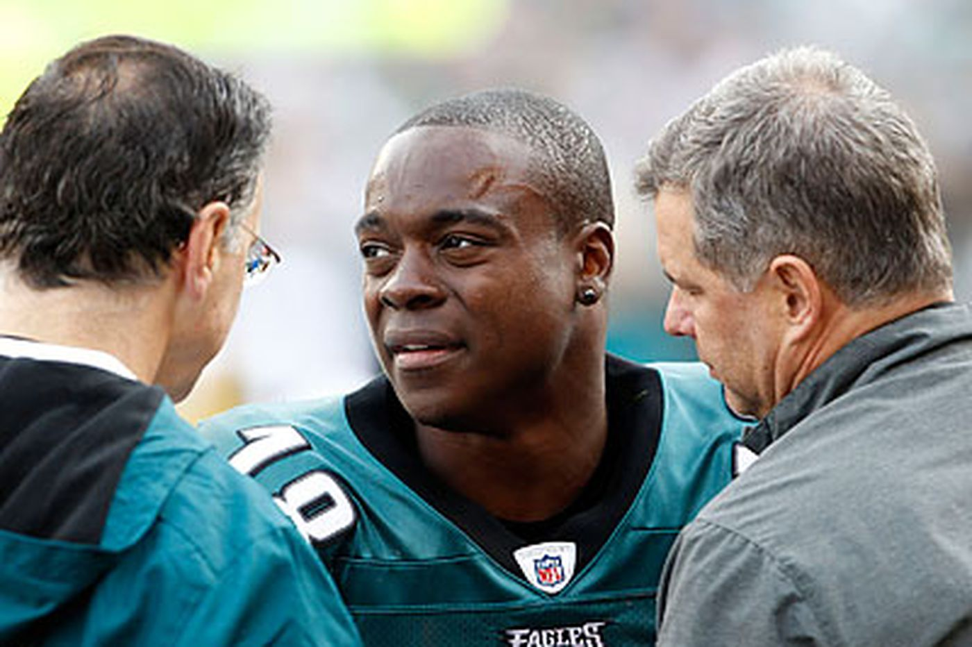 Eagles Notebook: Maclin plans return to Eagles lineup