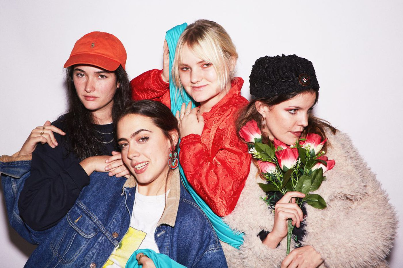 Dan DeLuca's Mix Picks: Hinds, Marion Hill, The Slits movie and The Bul Bey