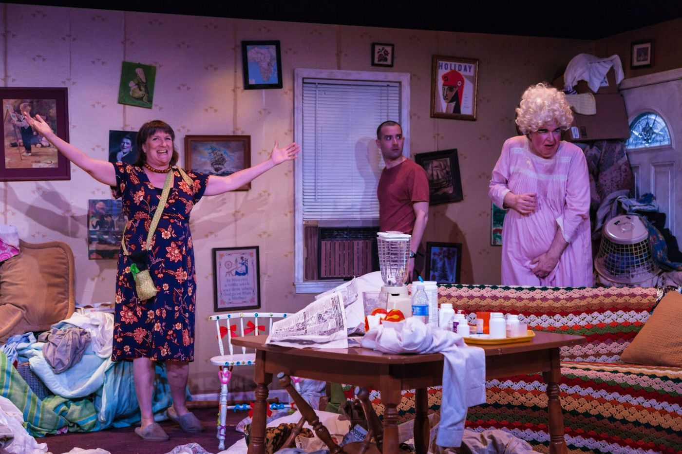 'HIR' by Simpatico Theatre: Sensational, passionate, fearless