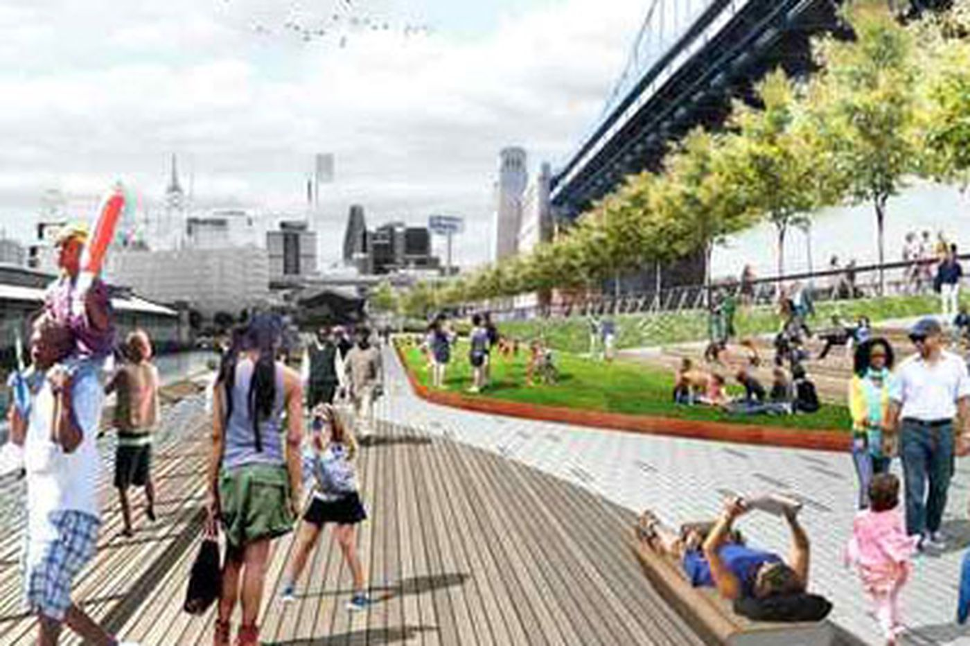 Changing Skyline: A peerless plan for a Philly pier