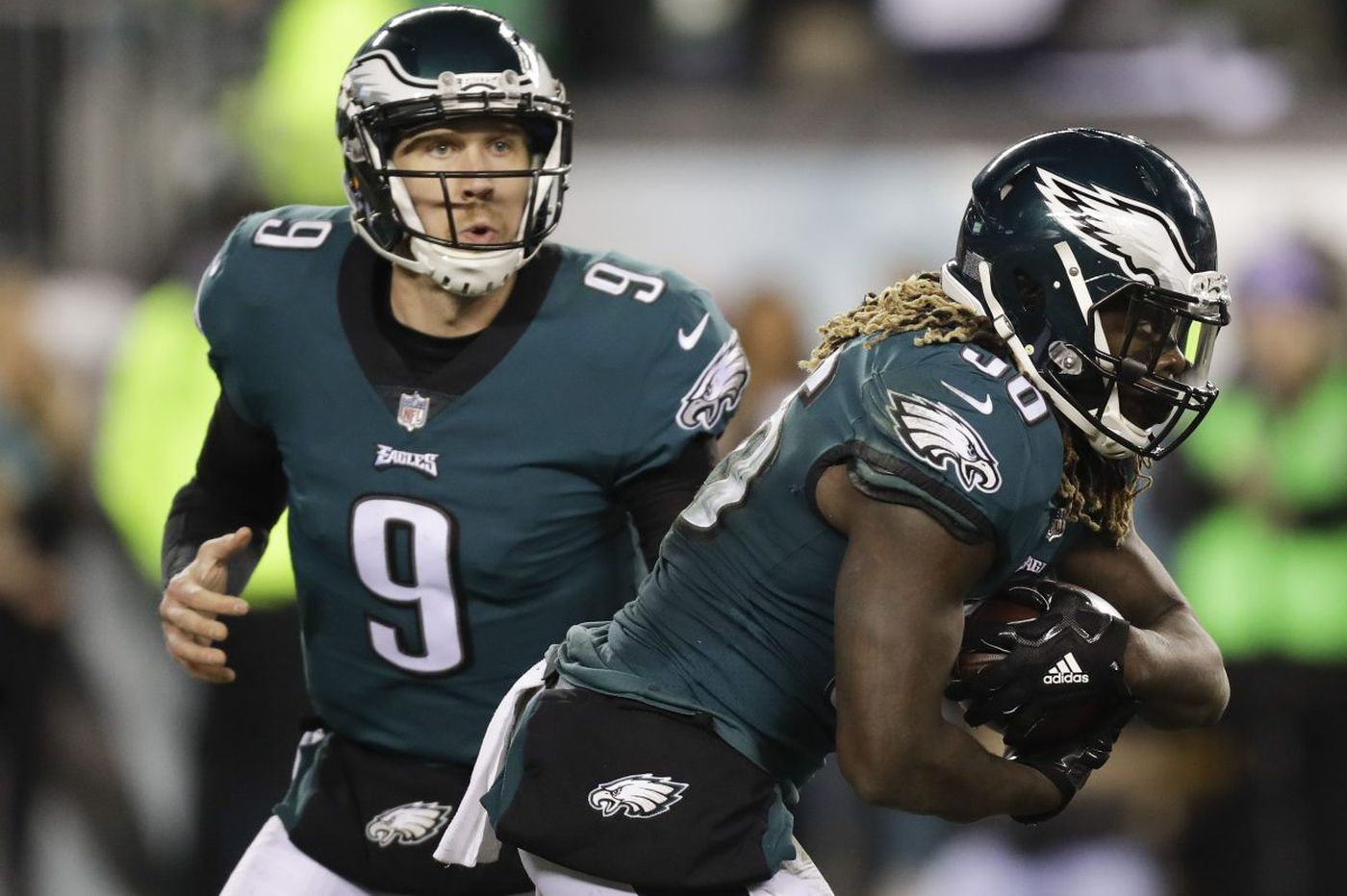 RPO: What are the Eagles' run-pass option plays?