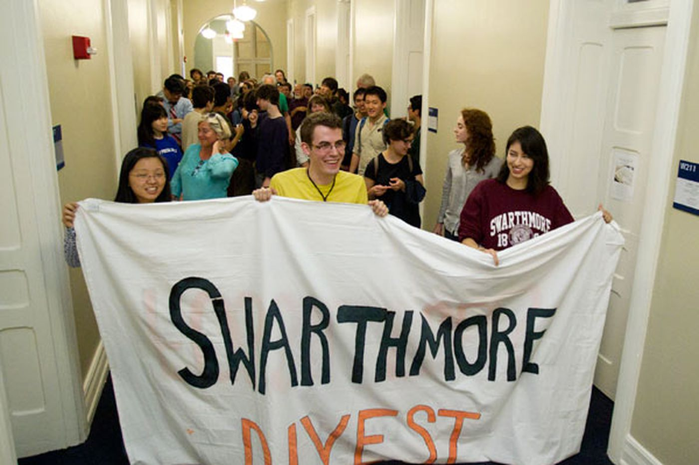 Swarthmore chooses not to divest fossil-fuel endowment