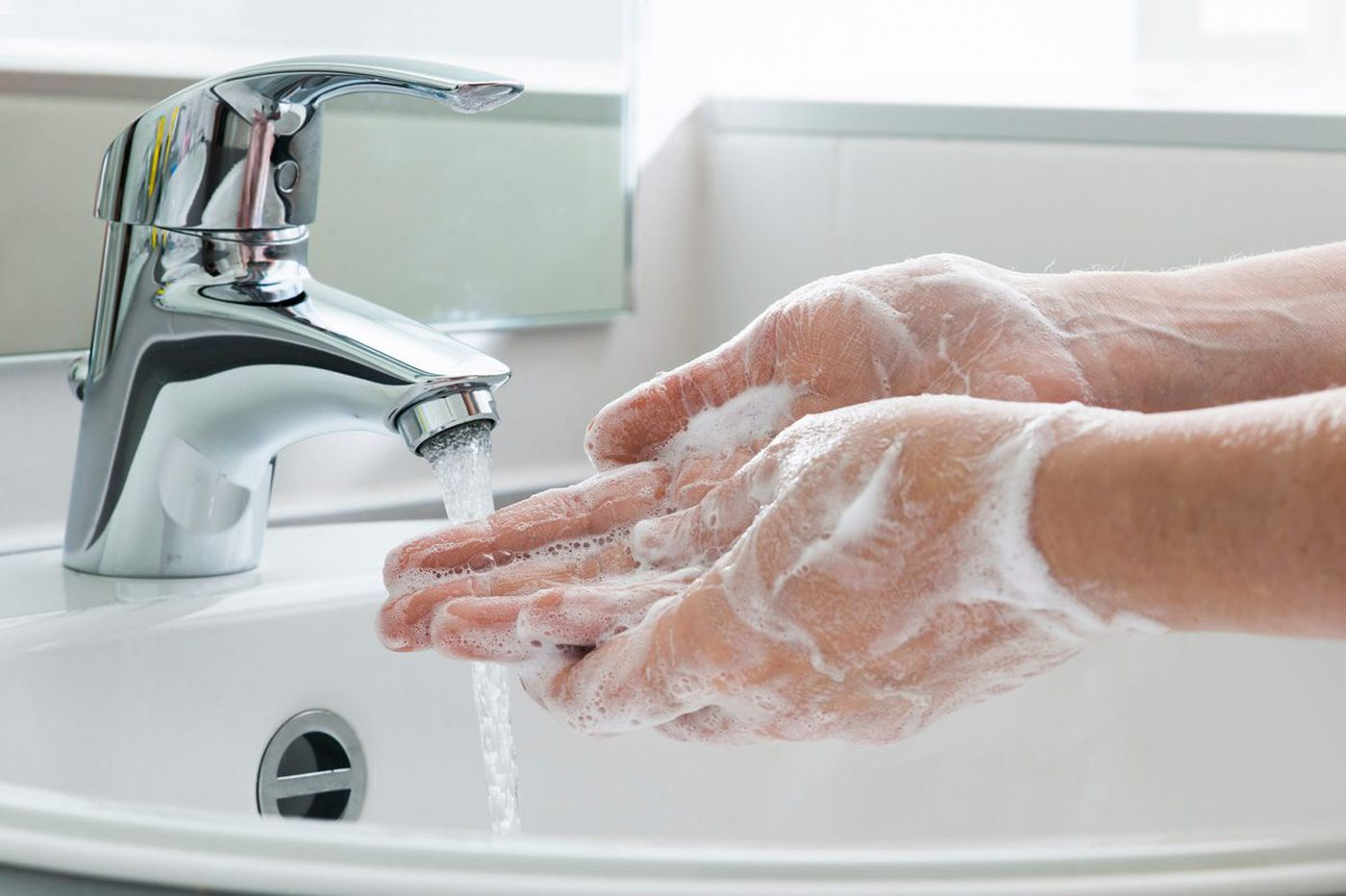 You're washing your hands wrong - and so are the millions of holiday travelers you'll encounter