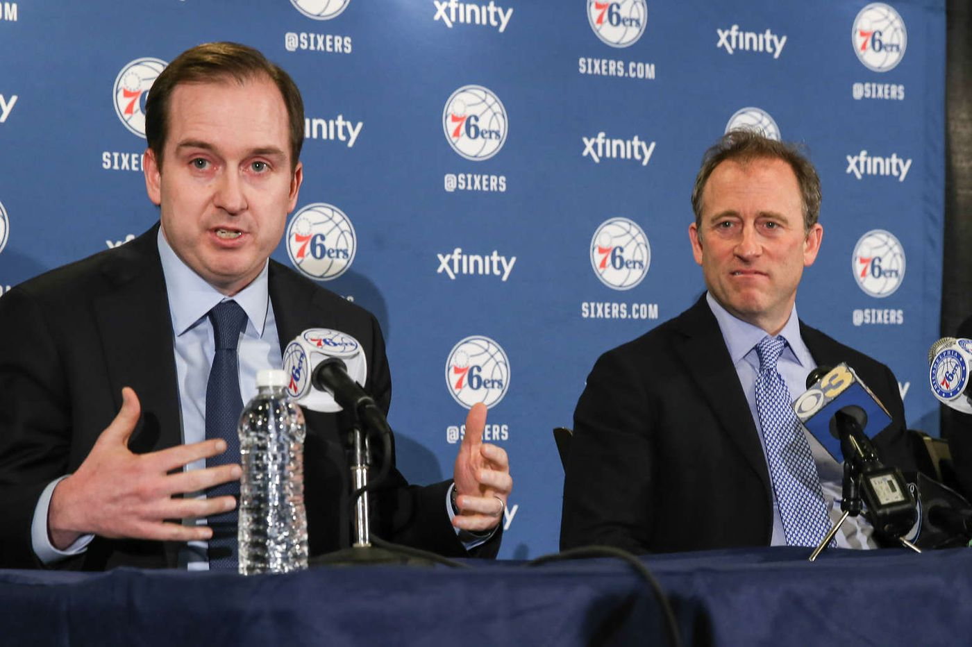Sixers' underachievement this season pales in comparison to 'The Process' years