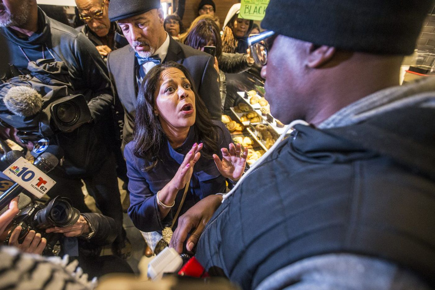 Starbucks, fire the employee who called the police on black men | Jenice Armstrong