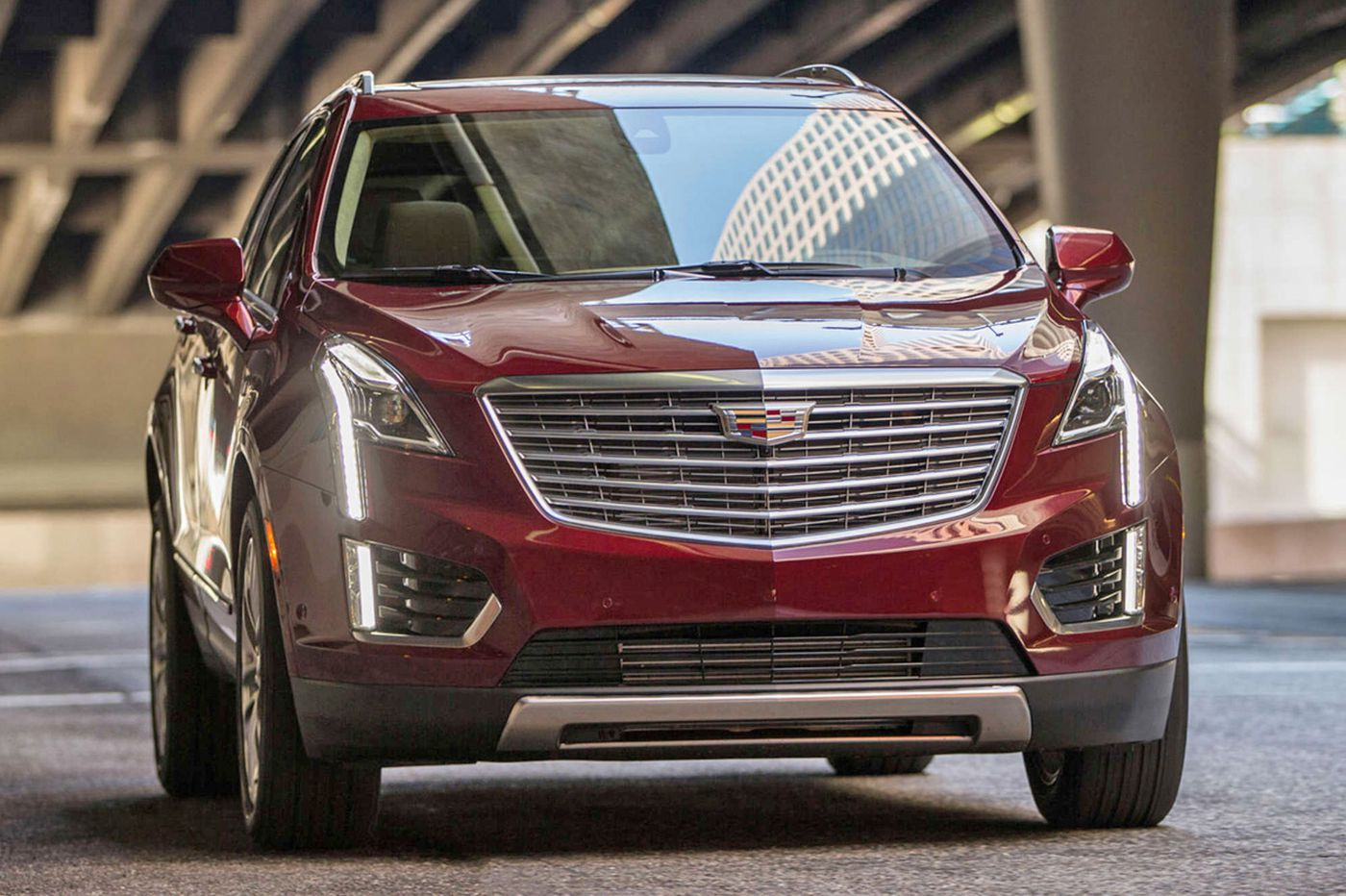 Civil, sophisticated Cadillac XT5