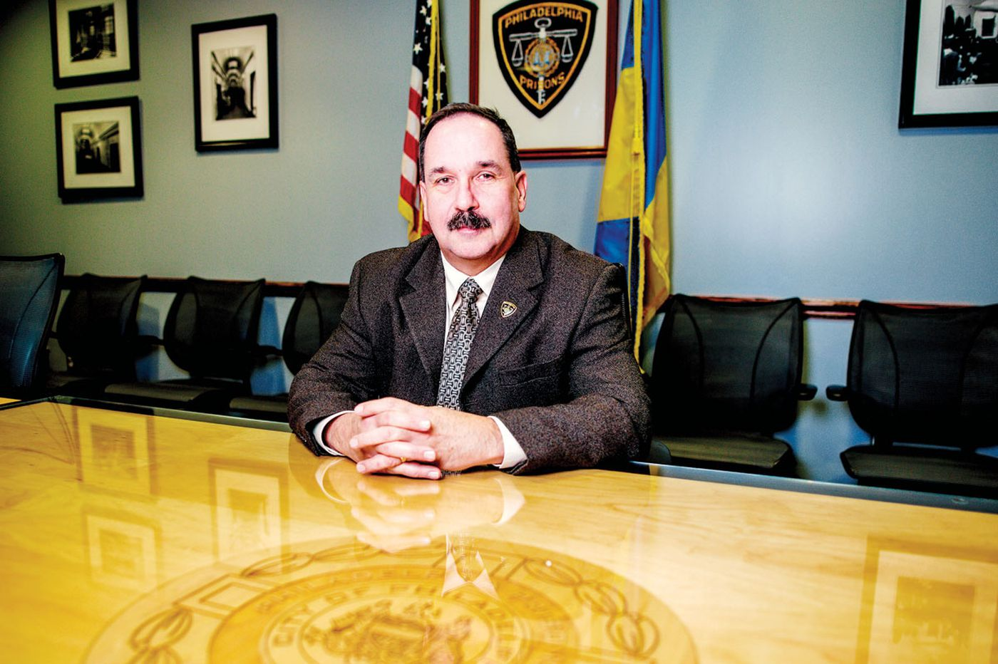 Philly's retiring prisons chief reflects