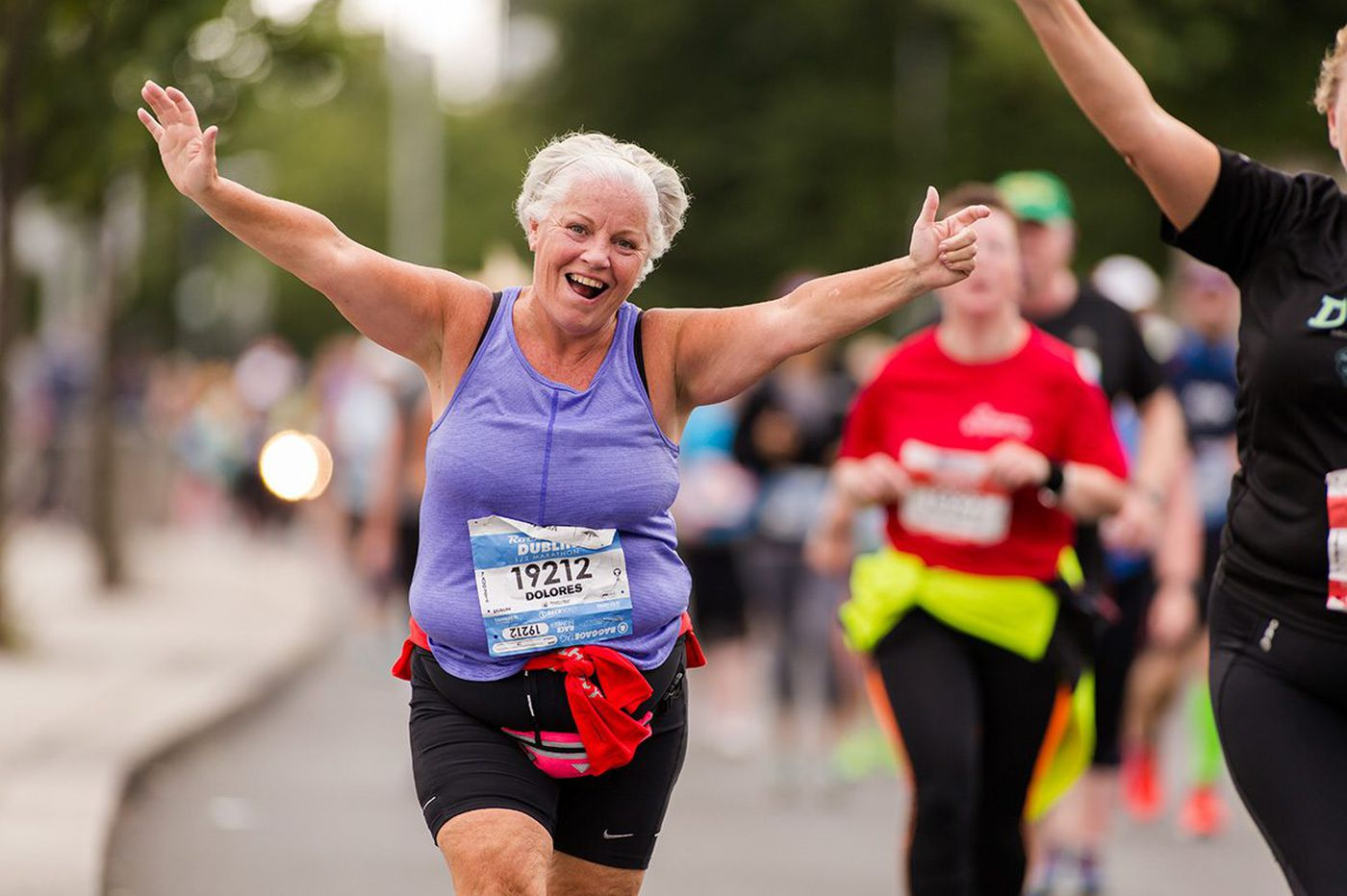 Why running is so beneficial for older women