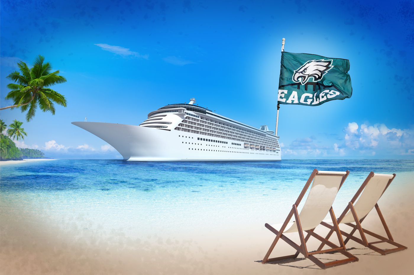 The Eagles fan cruise: Slam picklebacks, stay hydrated | Satire