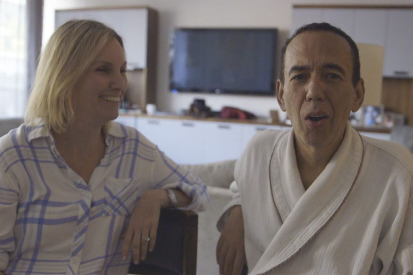 'Gilbert': A fresh, intimate look at foul-mouthed comedian Gilbert Gottfried