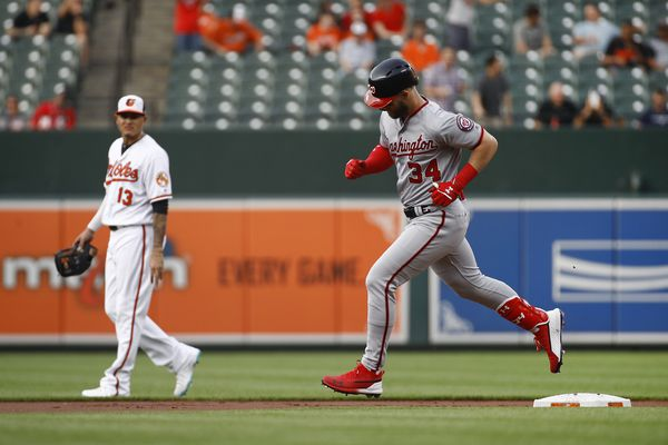 What does Manny Machado's contract tell us about what it will take for the Phillies to land Bryce Harper? | David Murphy