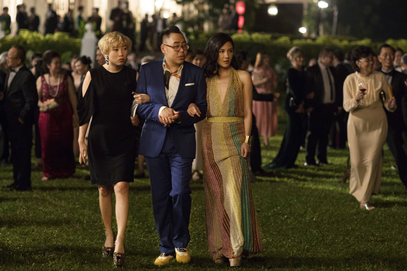 My favorite part of 'Crazy Rich Asians' was the credits