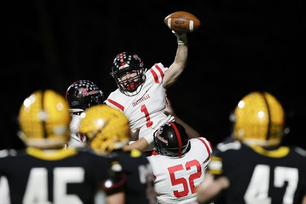 Friday's Southeastern Pa. Football roundup: Dapree Bryant, Ricky Ortega lead Coatesville past Garnet Valley in District 1 Class 6A playoffs