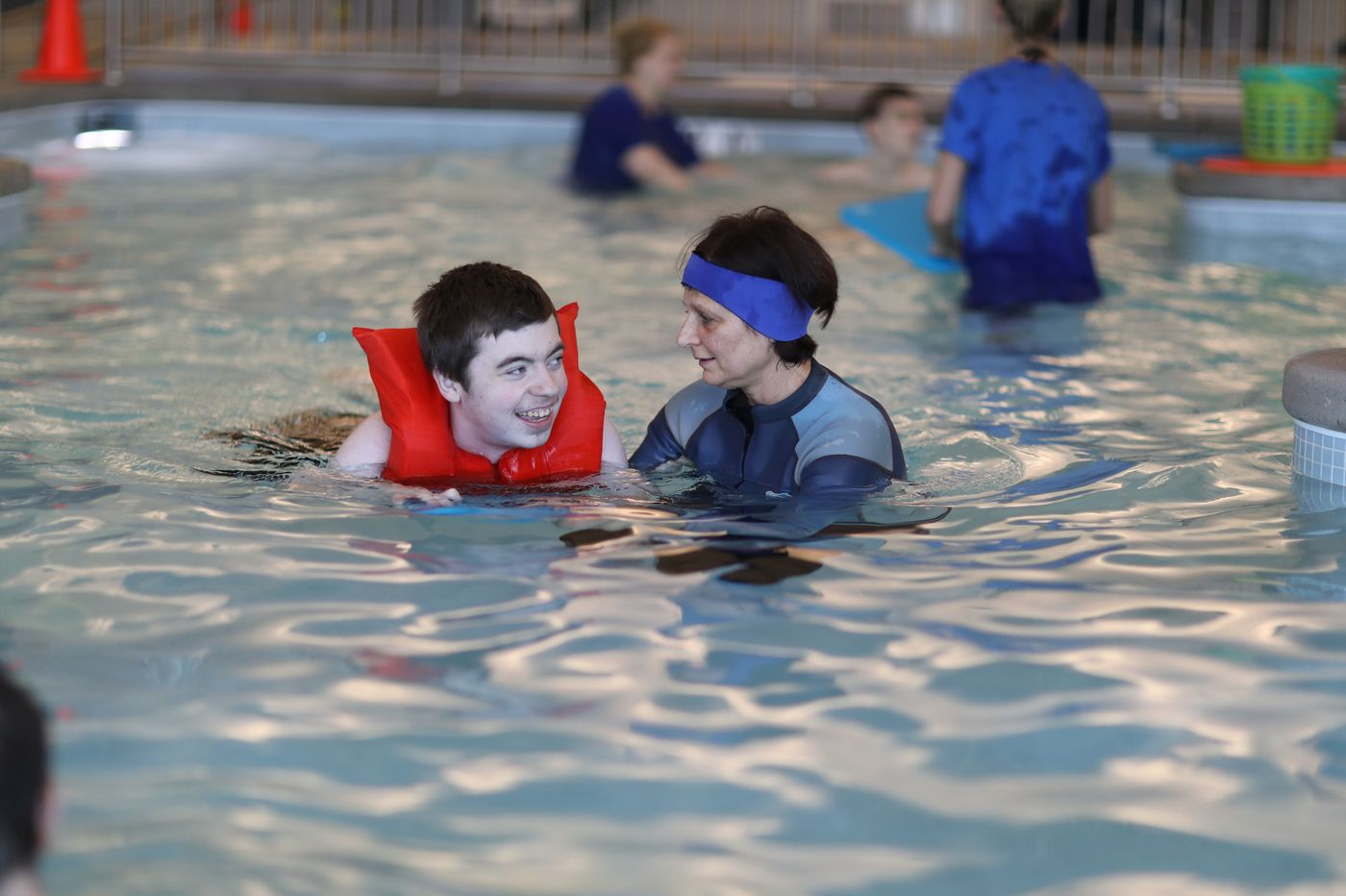 Autism puts kids at higher risk for drowning. One N.J. school has found a solution.
