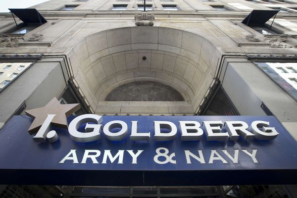 Philly's iconic I. Goldberg Army & Navy announces it is closing after a century
