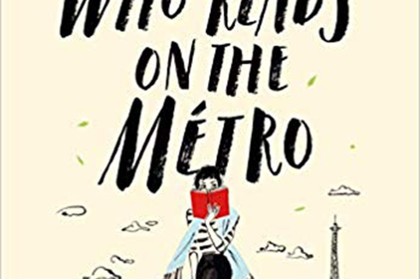 'The Girl Who Reads on the Metro,' by Christine Feret-Fleury | Book review