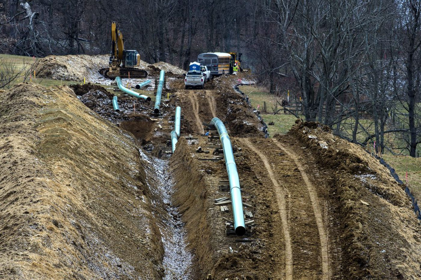 Sunoco agrees to more oversight of its problematic Mariner pipeline
