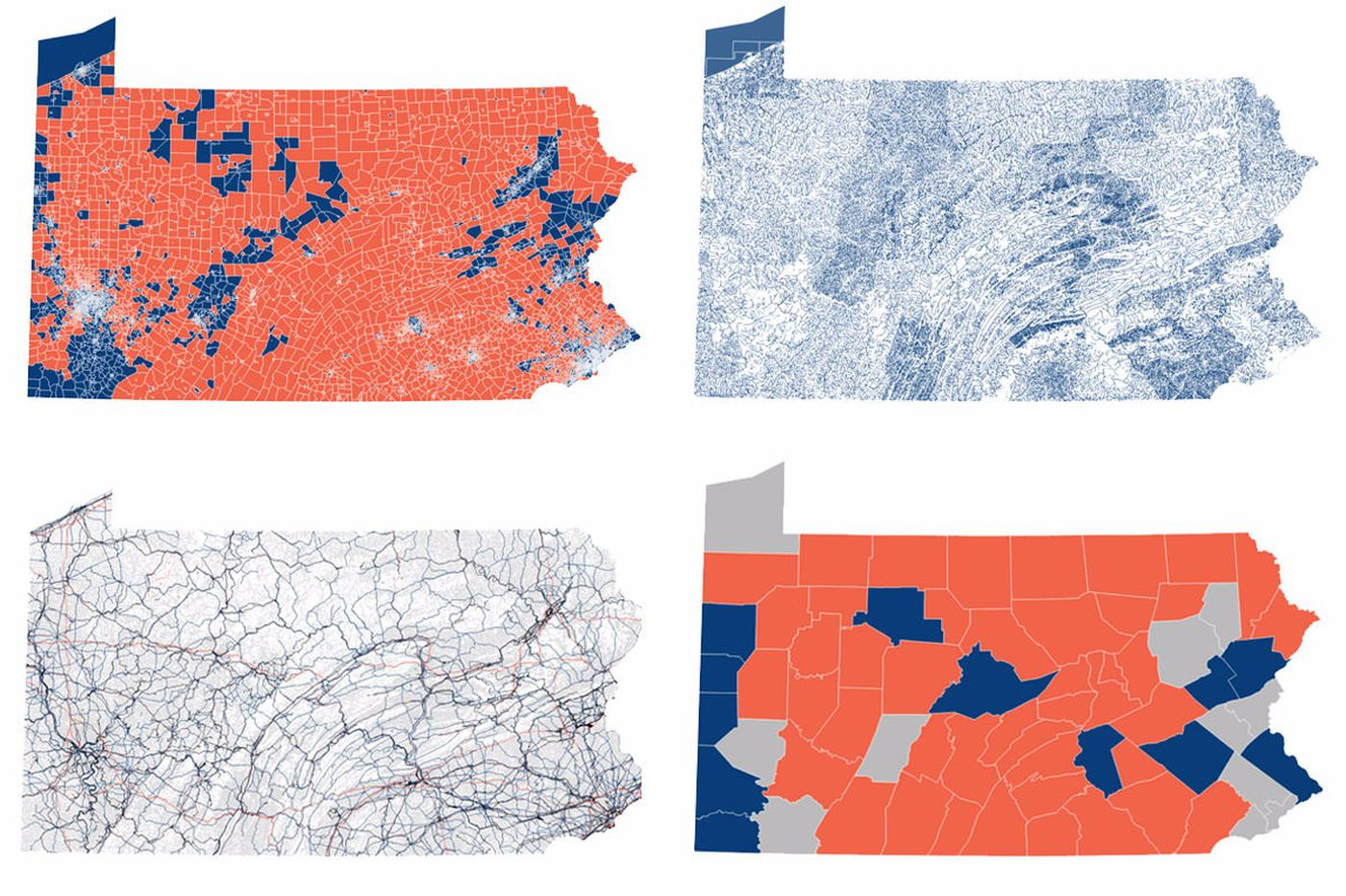 Inside the gerrymandering data top Pa. Republicans fought to keep private