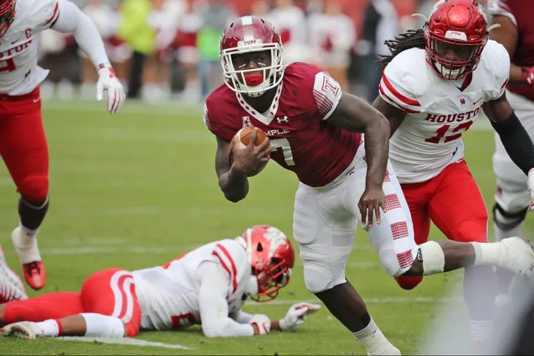 Ryquell Armstead  and the Temple offense hope to get untracked against East Carolina.