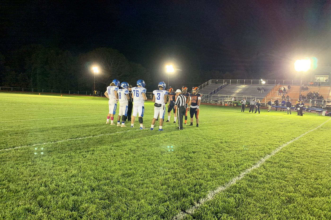 Friday's South Jersey roundup: Delran takes Liberty Division with win over Northern Burlington