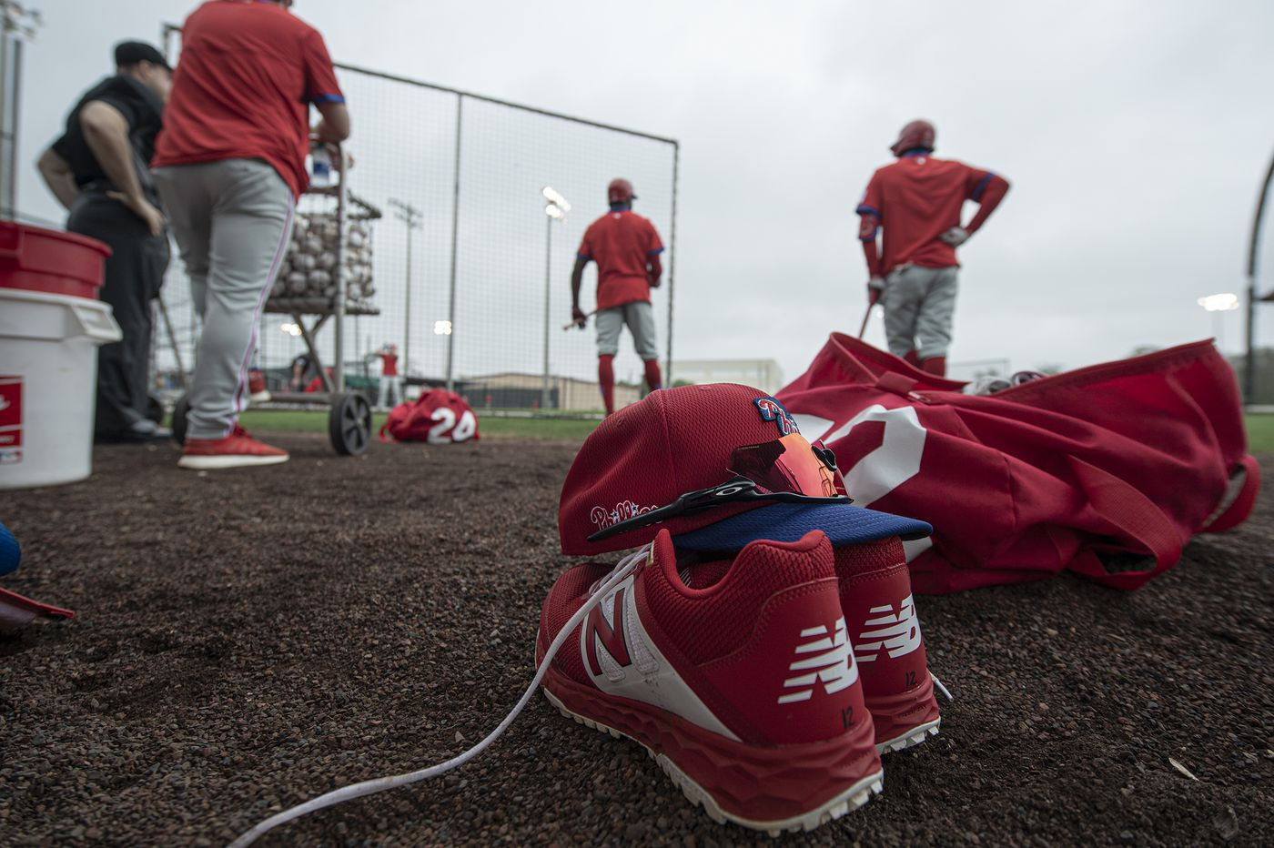 Phillies set initial player pool before starting 'Summer Camp' this week in South Philly