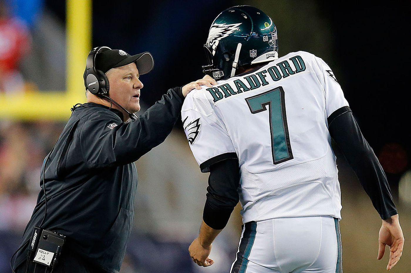 Eagles can be positive, especially in NFC East