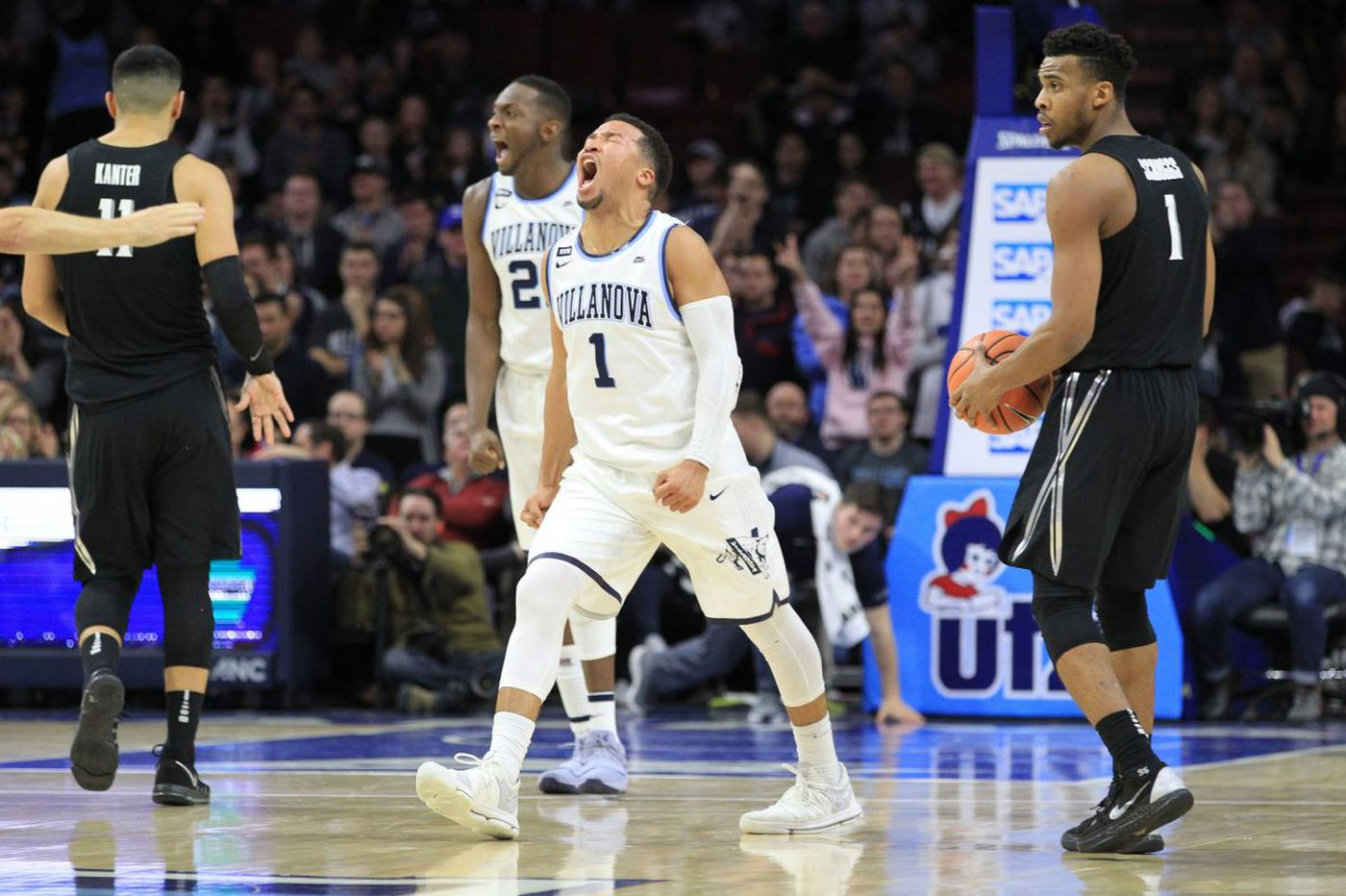 Villanova beats No. 10 Xavier to continue reign of Big East, Musketeers