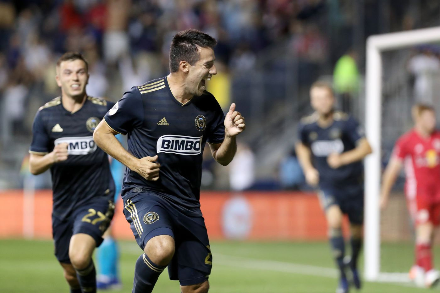 Ilsinho sparks stunning Union comeback in 3-2 win over New York Red Bulls