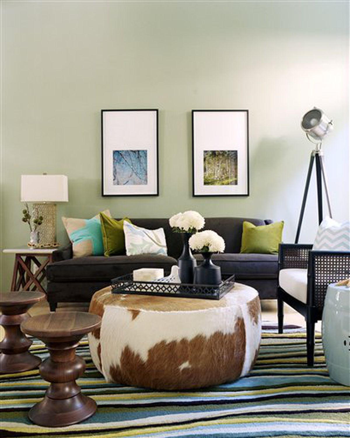 Ask Jennifer Adams Is A Sofa Or Sectional Better For Small Living Room