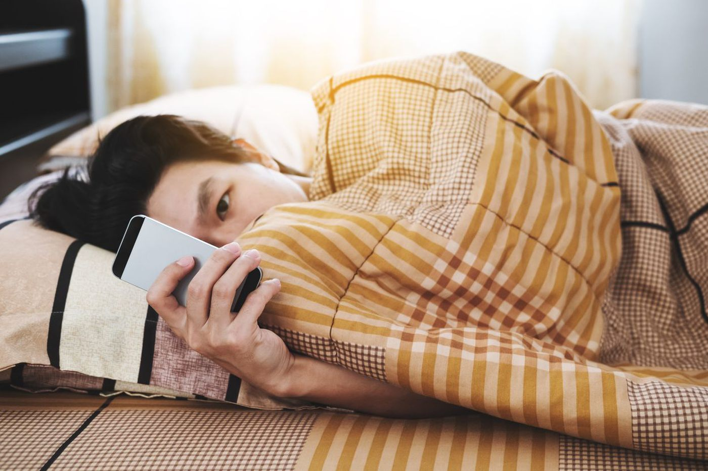 Sleep texting is real, and you may be doing it