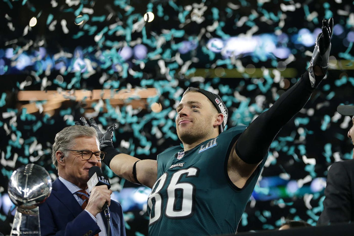 Eagles focus on the Vikings, not their Super Bowl LII victory, in return to Minnesota