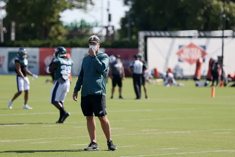 Eagles head coach Doug Pederson said his role on the team's social justice committee is to continue learning what so many of his Black players go through emotionally.