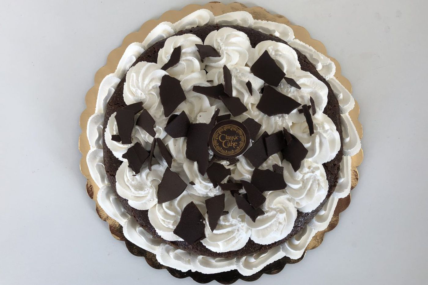 Chocolate cake without flour for Passover