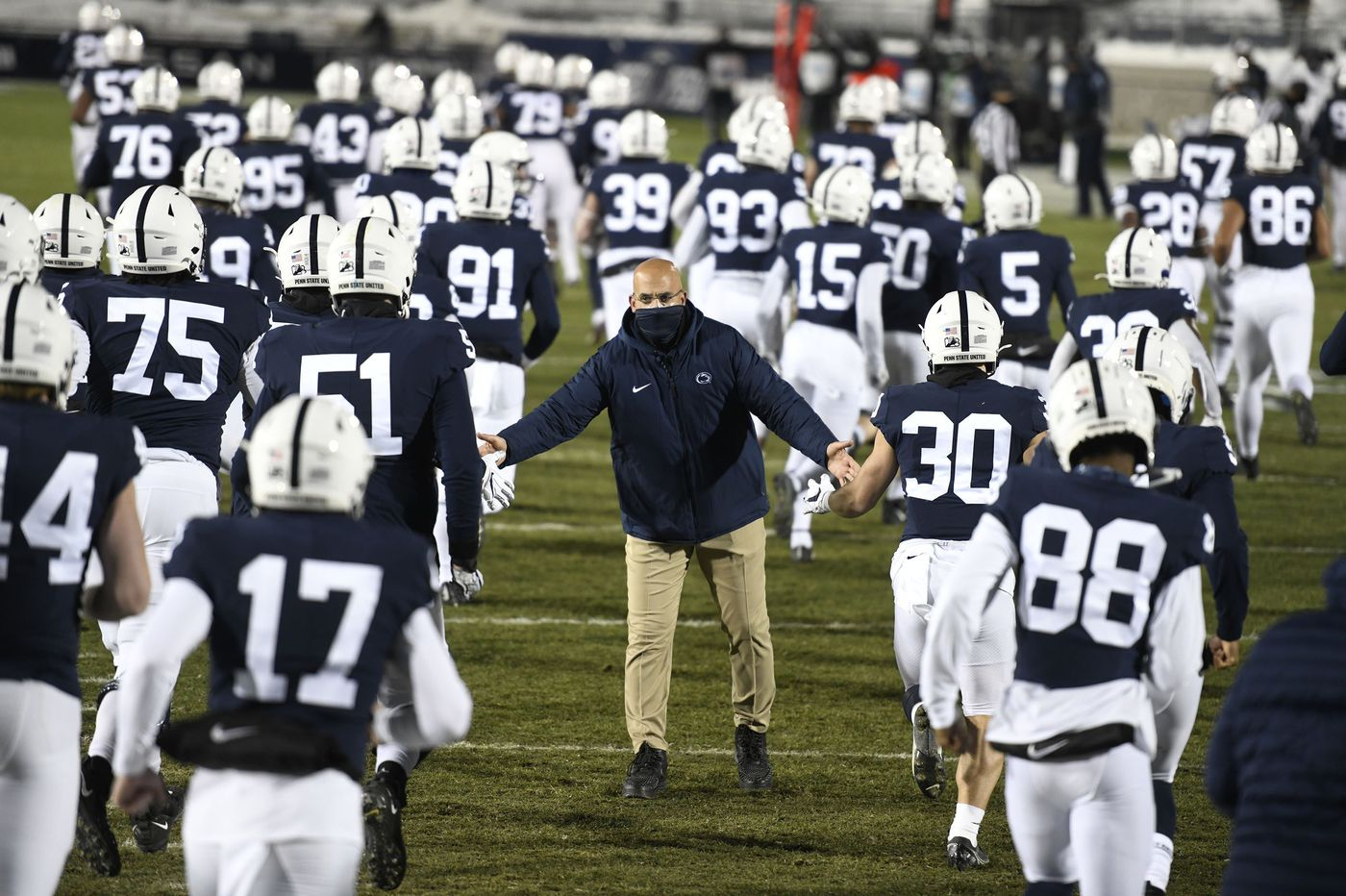 Penn State receives commitment from Mehki Flowers, a two-way player from the Harrisburg area