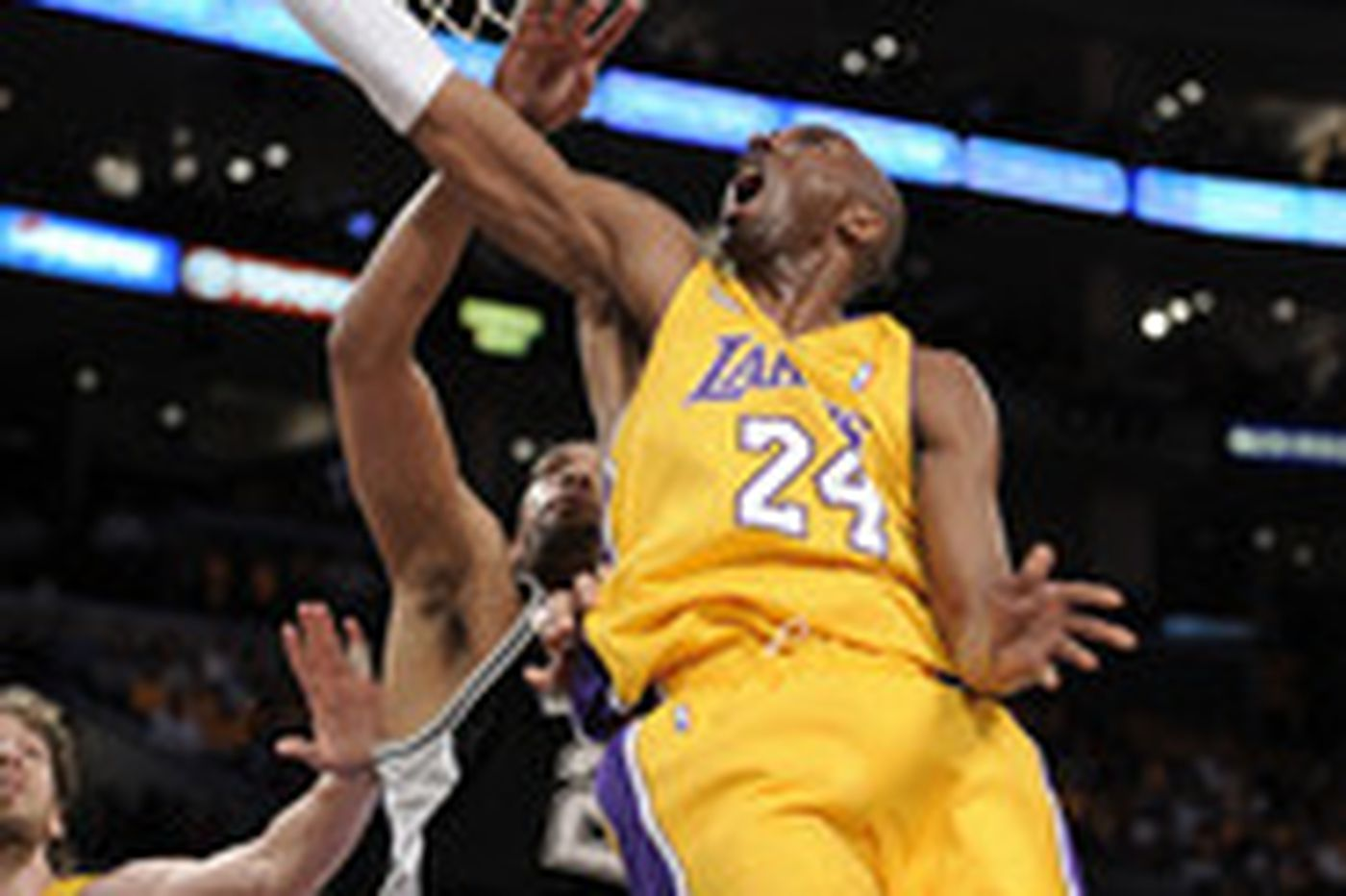 NBA: Lakers eliminate Spurs, move on to NBA Finals