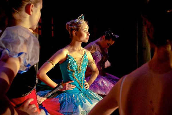 Insider's look at very young, very talented ballet students