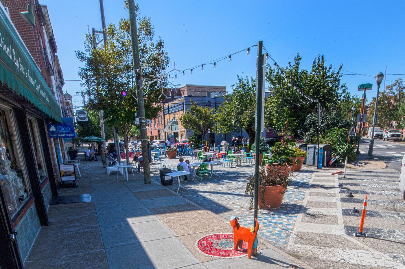 When it comes to adapting street space for pedestrians, Philly needs a better road map