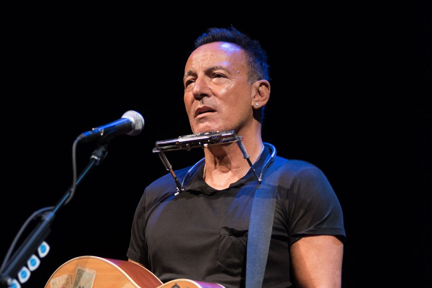 'Springsteen on Broadway': The Boss as you've never seen him before
