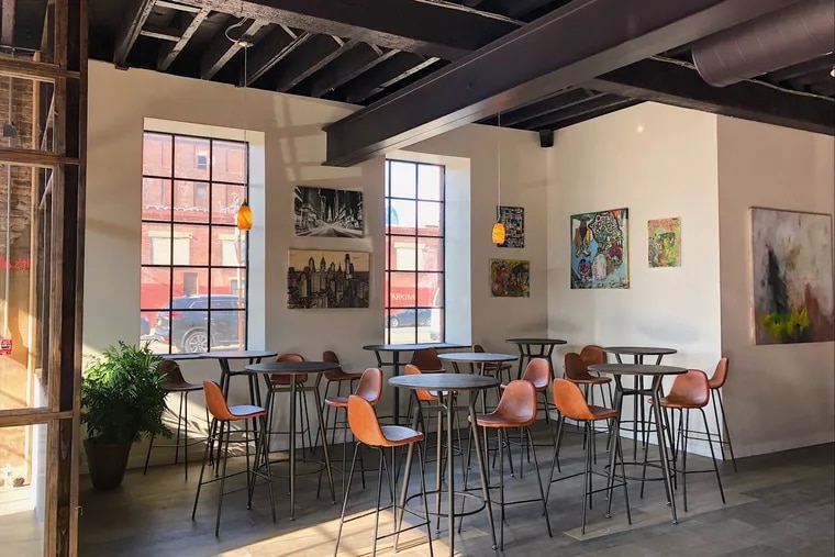 Dock Street South at 2118 Washington Ave. is a tasting room and production facility.