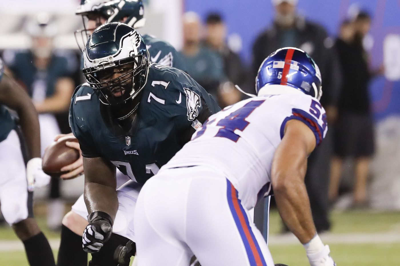 Eagles coach Doug Pederson says early signs are optimistic on Jason Peters; Sidney Jones 'week to week'
