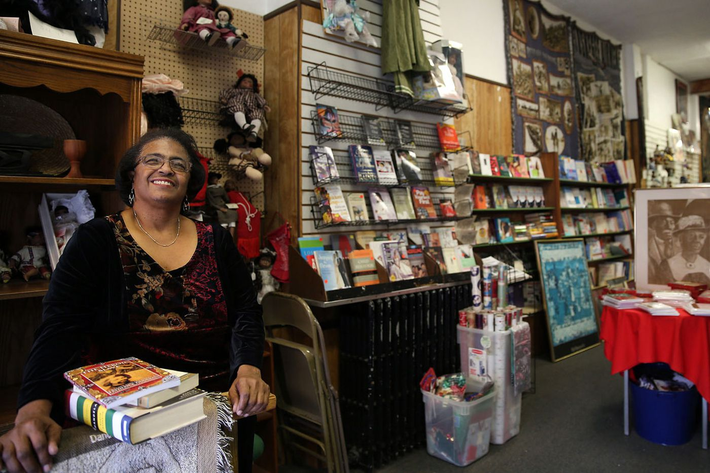 Philly stepping up to save oldest African-American bookstore