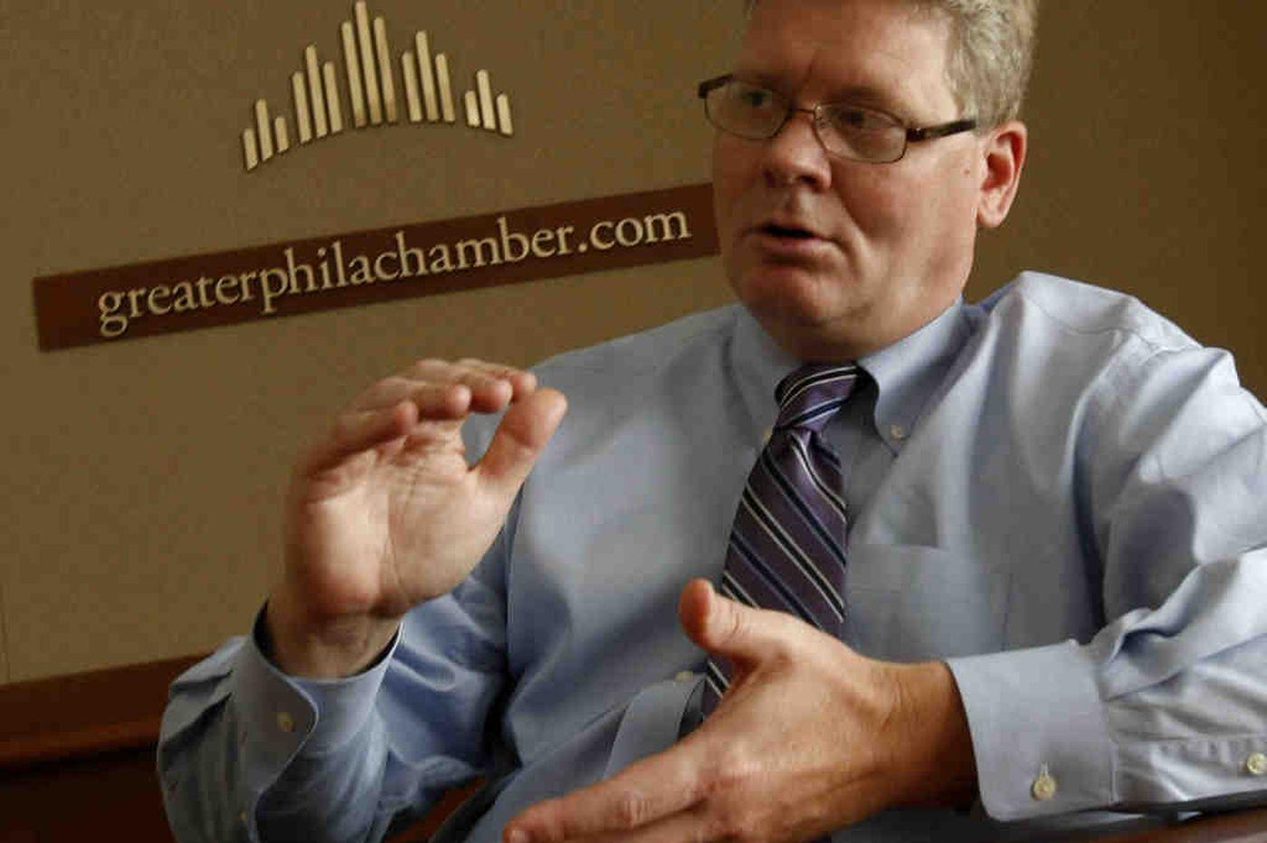 Business leader to head Ursinus board
