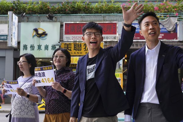 In Washington and in Hong Kong, the fight to preserve democratic values | Trudy Rubin